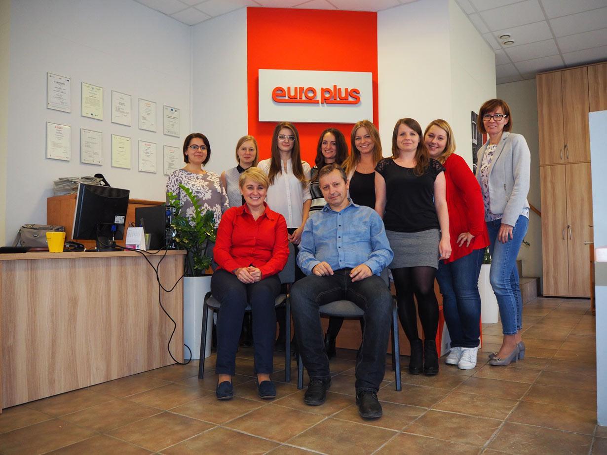 Euro-Plus Bydgoszcz zespół